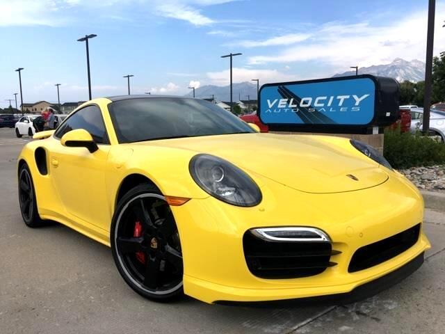 2015 Porsche 911 Turbo