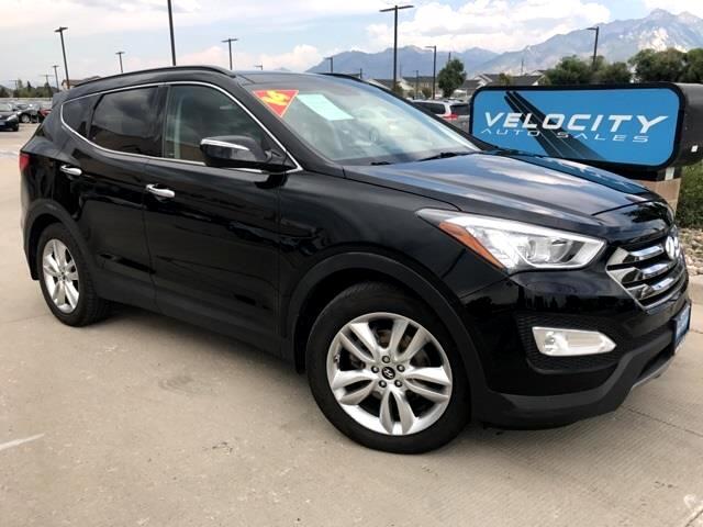 2014 Hyundai Santa Fe 2.0L Turbo