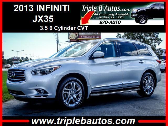 2013 Infiniti JX FWD