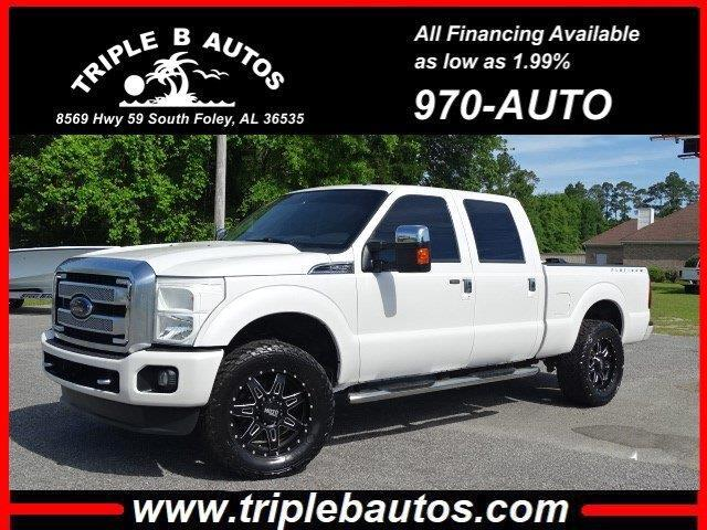 2013 Ford F-250 King Ranch Crew Cab 4WD