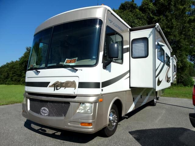 2007 Ford Stripped Chassis Motorhome
