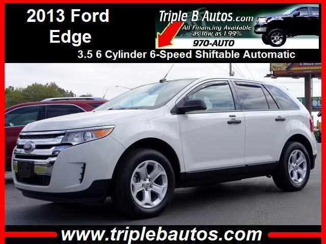 2013 Ford Edge SE AWD