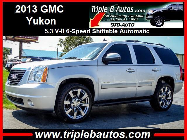 2013 GMC Yukon SLE 2WD