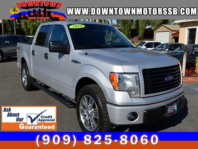 2014 Ford F-150 SXT SUPERCREW 2WD