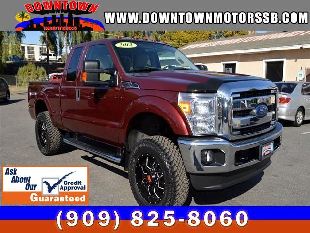 2012 Ford F-350 SD XLT SuperCab 4WD