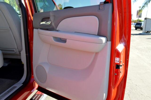 2012 Chevrolet Silverado 2500HD LTZ Crew Cab 4WD Diesel