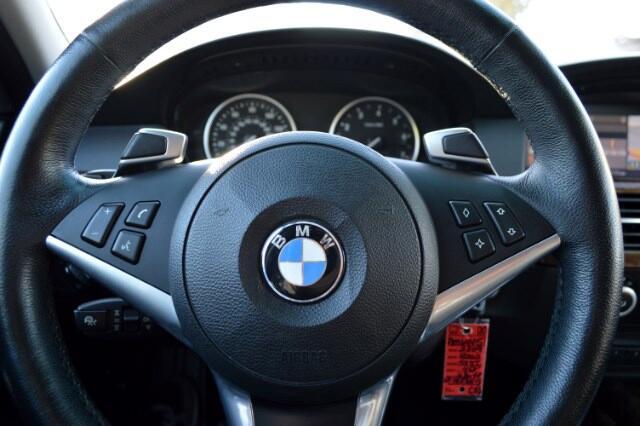 2009 BMW 5-Series 535i