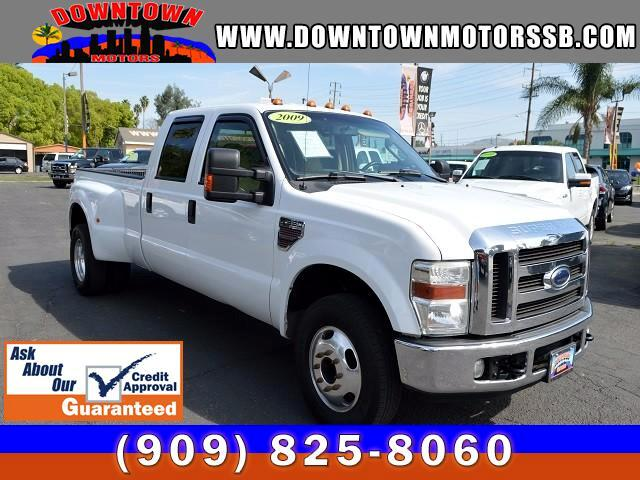 2009 Ford F-350 SD XLT Crew Cab Long Bed DRW 2WD