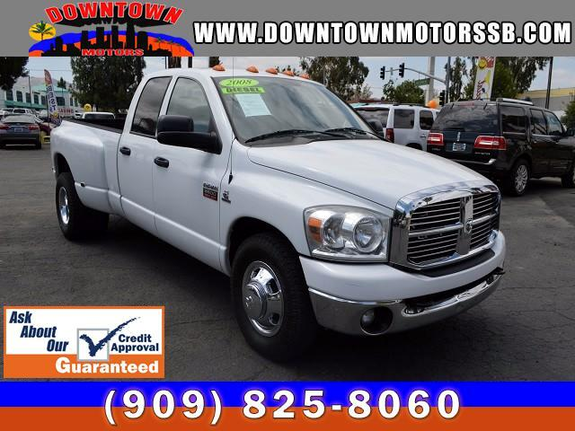 2008 Dodge Ram 3500 SLT QUAD CAB 2WD DRW BIG HORN
