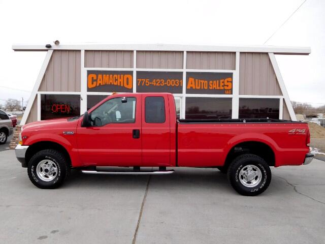 2002 Ford F-350 SD Lariat SuperCab Long Bed 4WD
