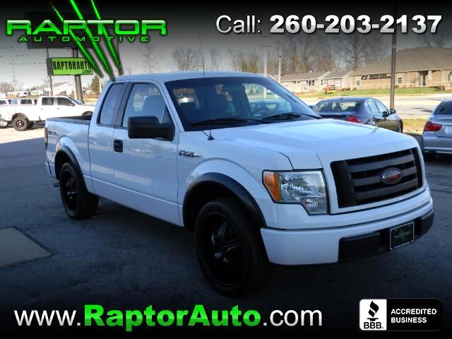 "2009 Ford F-150 2WD SuperCrew 145"" STX"