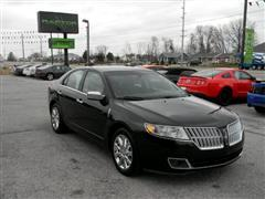 2011 Lincoln MKZ