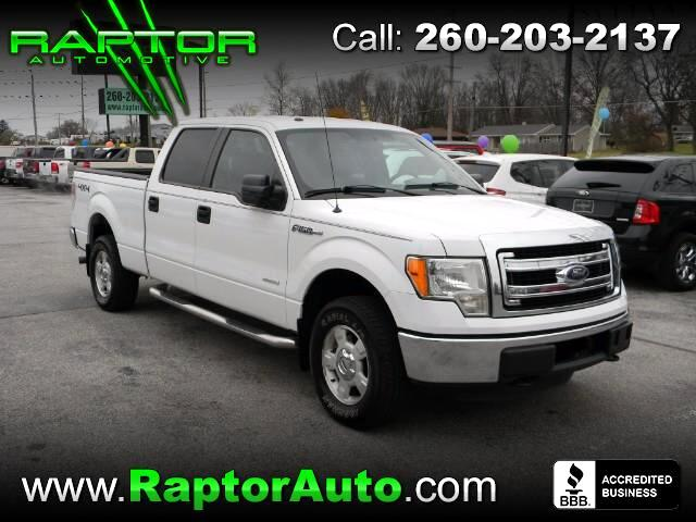2013 Ford F-150 4WD SuperCrew 139