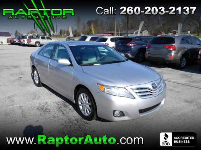 2011 Toyota Camry XLE 6-Spd AT
