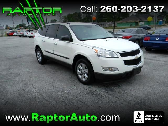 2012 Chevrolet Traverse LS FWD w/PDC