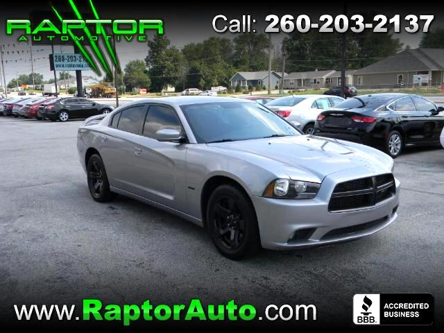 2011 Dodge Charger Police