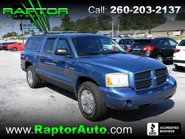 2006 Dodge Dakota SLT Quad Cab 4WD