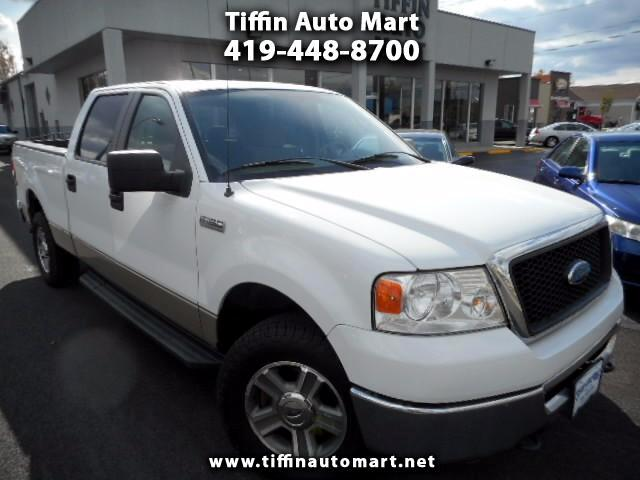 "2007 Ford F-150 4WD SuperCrew 157"" XLT"