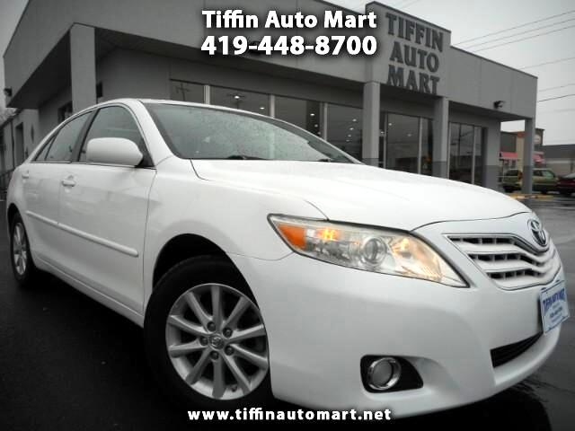 2011 Toyota Camry 4dr Sdn XLE Auto