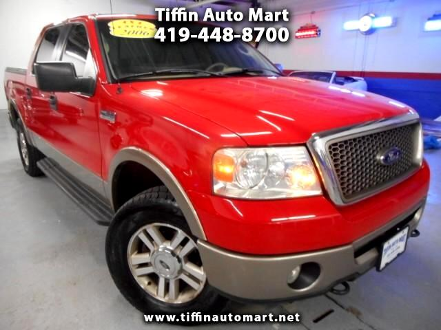 2006 Ford F-150 4WD SuperCrew 145