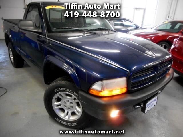2003 Dodge Dakota Sport 4WD