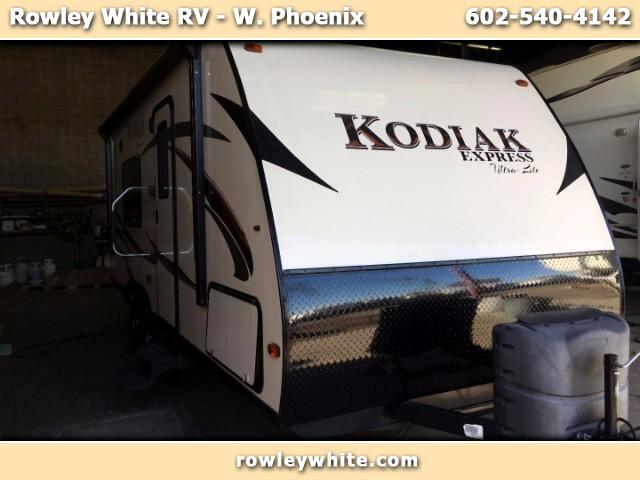 2016 Keystone RV Ultra Lite Kodiak 201QB