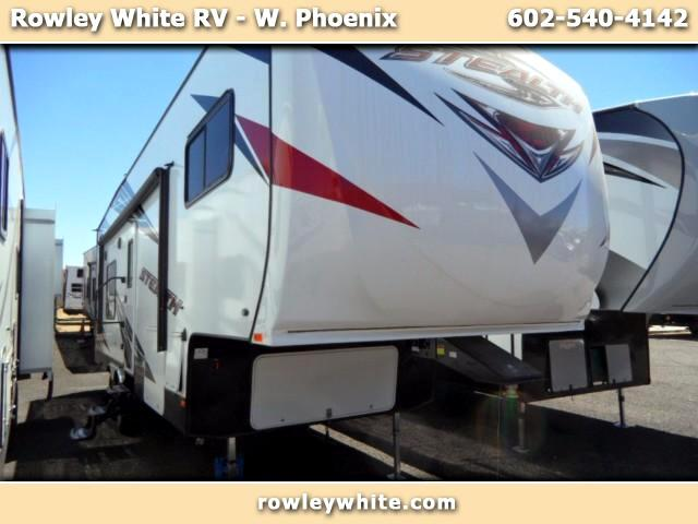 2018 Forest River STEALTH 2816G