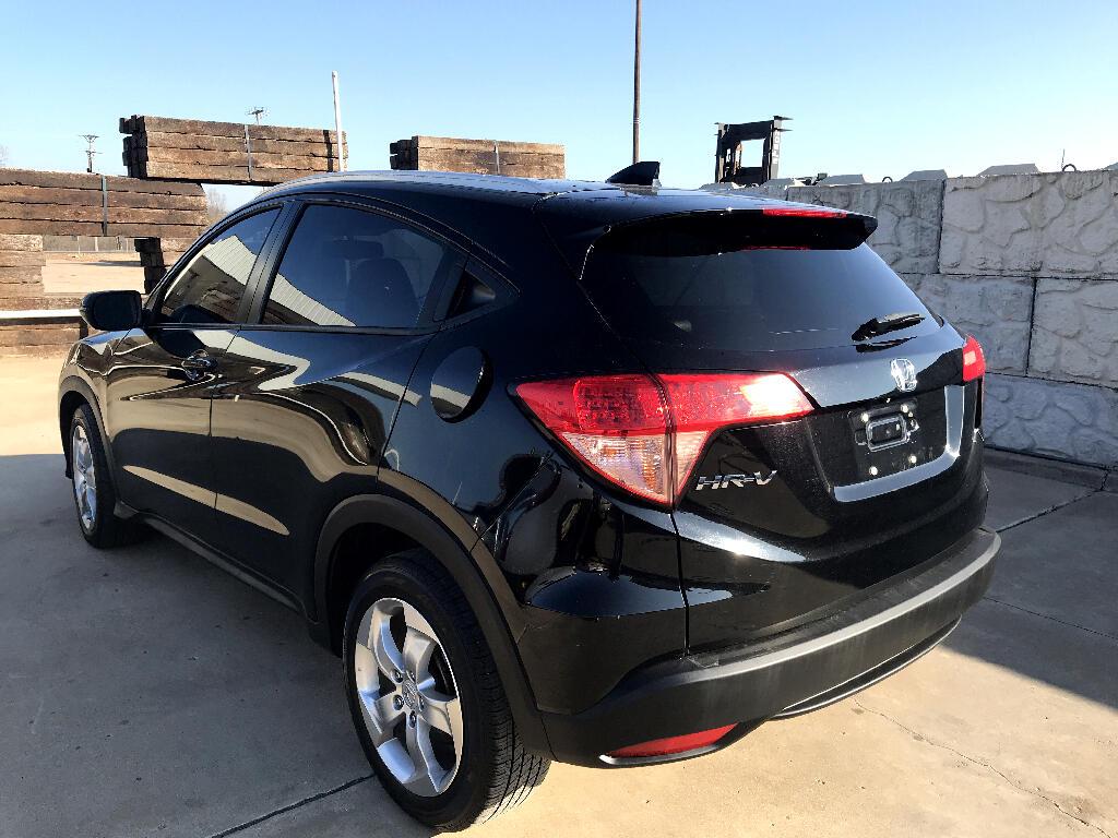 2016 Honda HR-V EX-L w/Navigation CVT