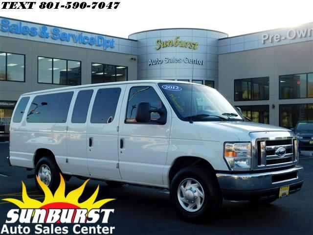 2012 Ford Econoline E350 SUPER DUTY