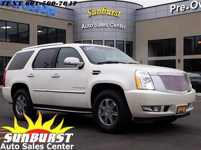 2007 Cadillac Escalade LUXURY