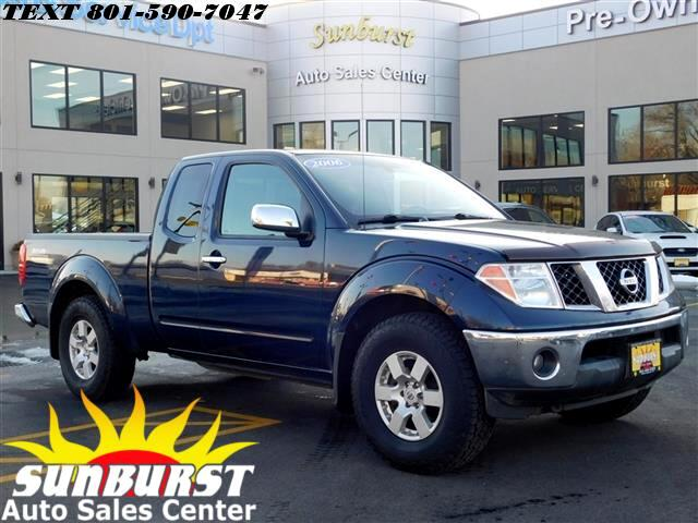 2006 Nissan Frontier KING CAB LE