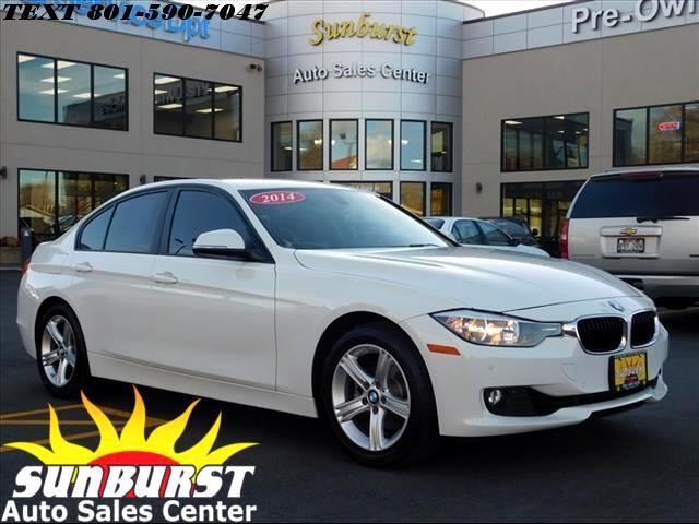 2014 BMW 3-Series I SULEV
