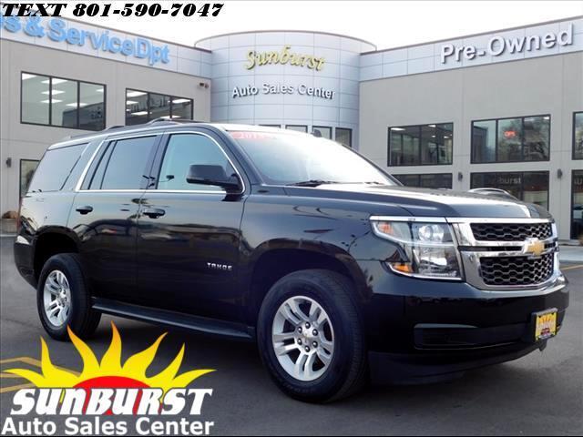 2015 Chevrolet Tahoe K1500 LT