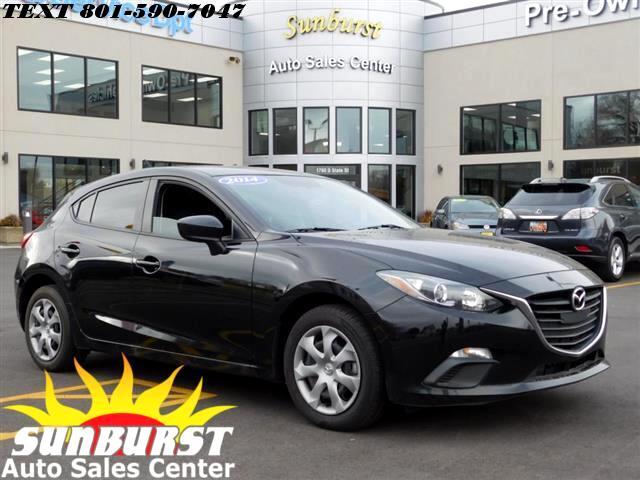 2014 Mazda MAZDA3 MAZDA