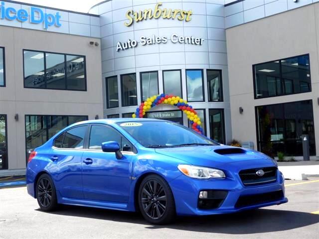 2015 Subaru WRX 4-Door