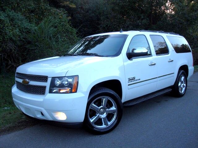 2012 Chevrolet Suburban LTZ 1500 2WD