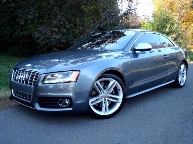 2012 Audi S5 Prestige Coupe quattro