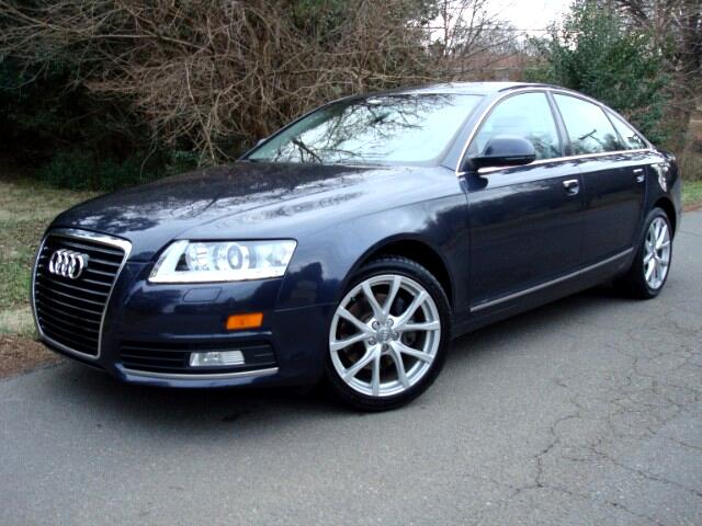 2010 Audi A6 3.2 with Tiptronic