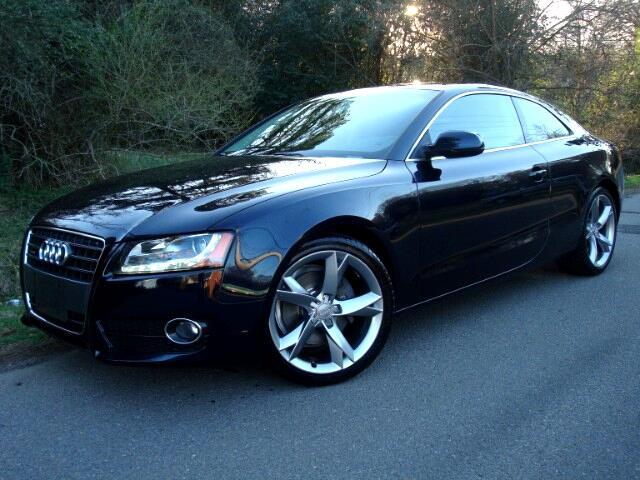 2011 Audi A5 2.0T Premium Plus quattro 8A
