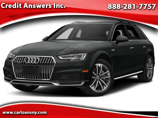 2018 Audi allroad Premium Plus quattro