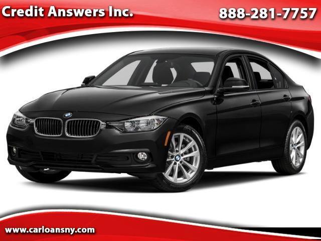 2018 BMW 3-Series 320i xDrive Sedan