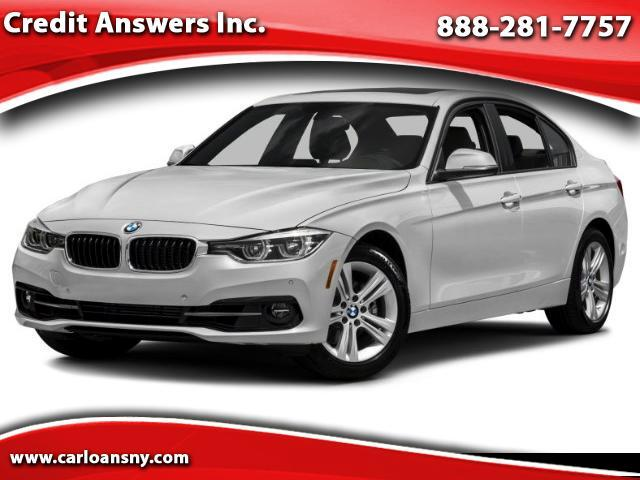 2018 BMW 3-Series 330i xDrive SULEV Sedan