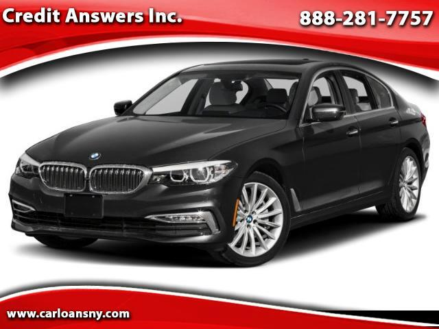 2018 BMW 5-Series 530i xDrive