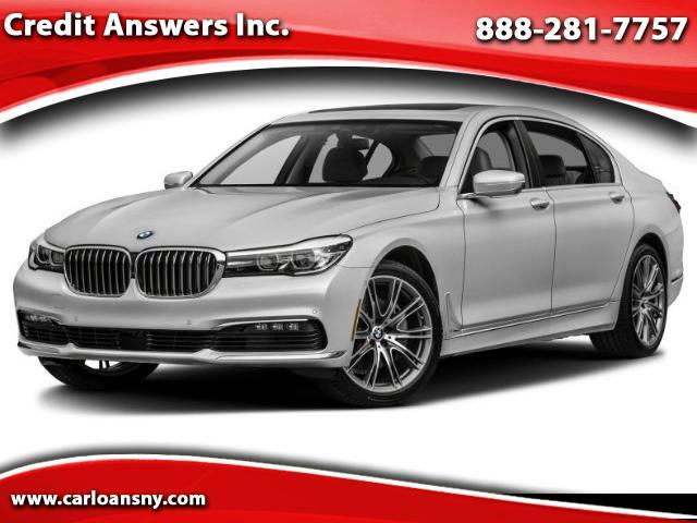 2018 BMW 7-Series 740i xDrive