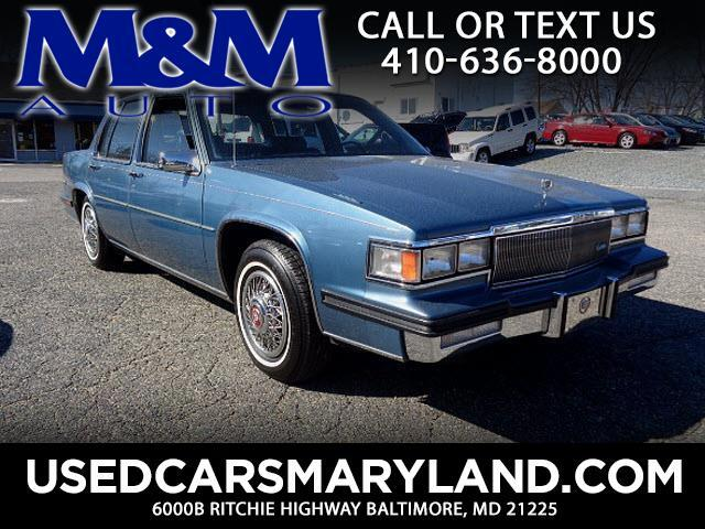 1985 Cadillac DeVille Touring