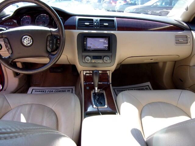 2008 Buick Lucerne CXS