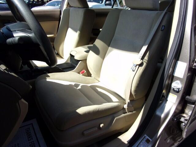 2010 Honda Accord LX-P Sedan AT