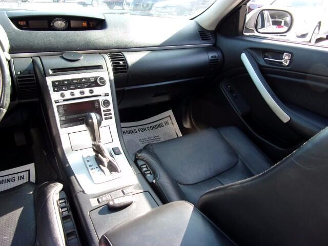 2005 Infiniti G35 Sedan