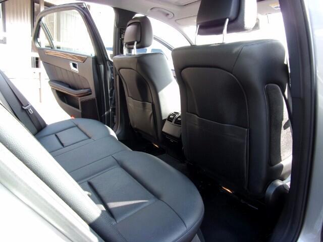 2011 Mercedes-Benz E-Class E350 Sedan