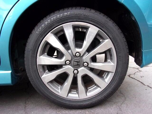 2013 Honda Fit Sport 5-Speed MT